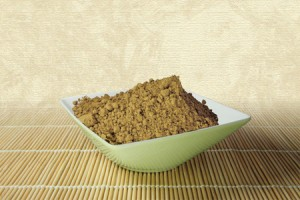 Le guarana bio riche en caféine